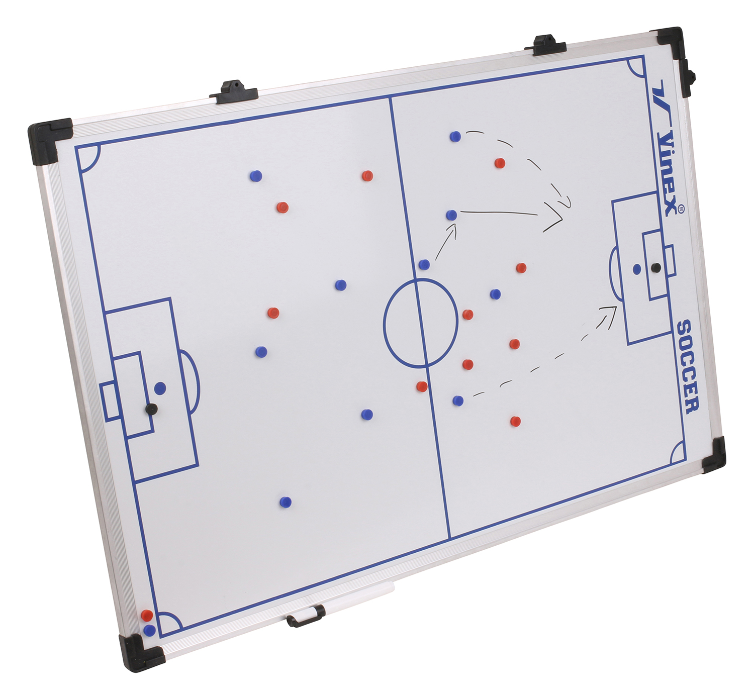 haest profi taktiktafel fussball 90 x 60 cm magnet tafel mit stift magneten ebay. Black Bedroom Furniture Sets. Home Design Ideas