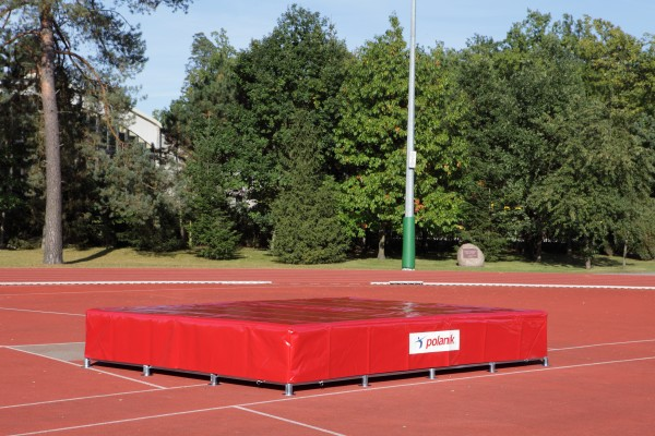 Polanik Rain Cover for High Jump Mats