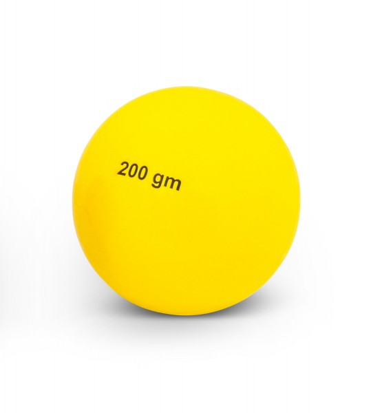 PVC Throwing Ball - 200 g