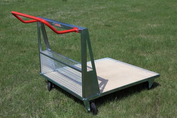 Polanik Transportwagen für modulare Unterbauten