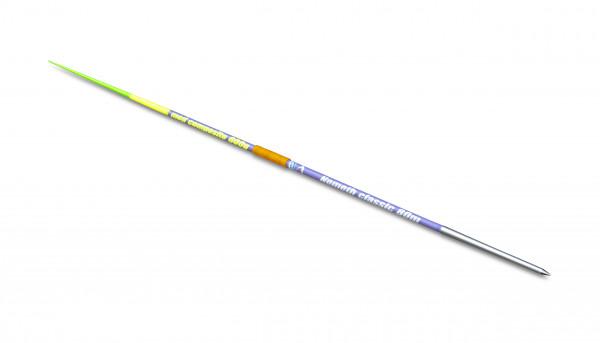 Jabalina de competición Nemeth Classic Medium Composite - 600 g - 80 m