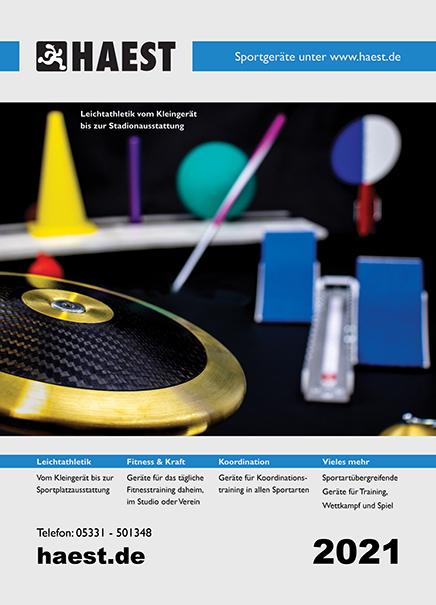 HaeSt Katalog 2019 Titelbild