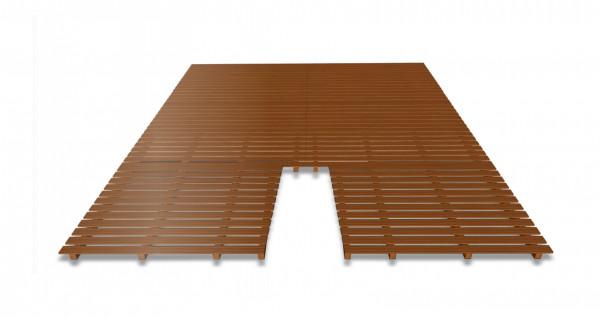 Bänfer Basic Grid Platform for Pole Vault Mats