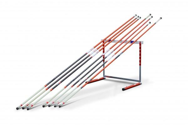Nordic Stabhochsprungstab Glasfaser - 3,75 m