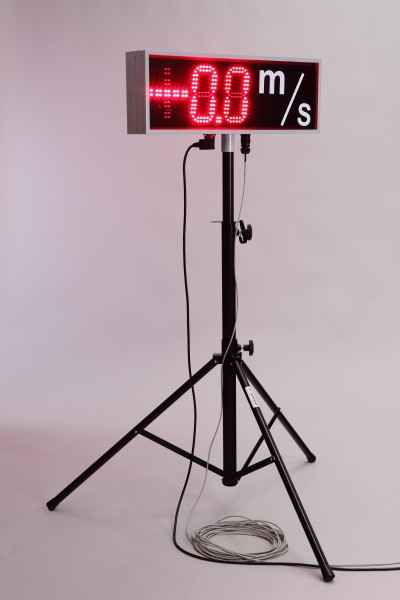 Polanik Digital Wind Speed Board
