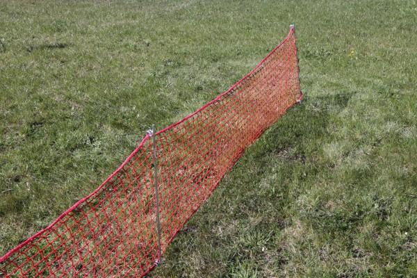 Polanik Fangnetz für Wurfsektoren - 100 m