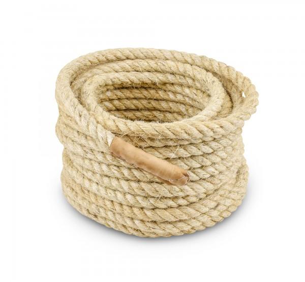 Cuerda de fibra de pita para el juego de la soga