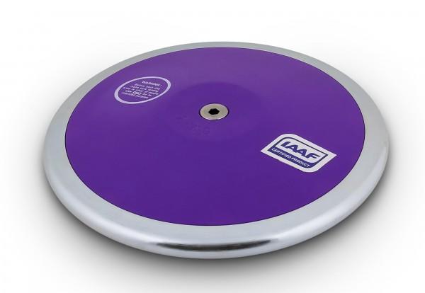 Disco de competición Vinex Select High Spin Women - WOCP - 1,00 kg