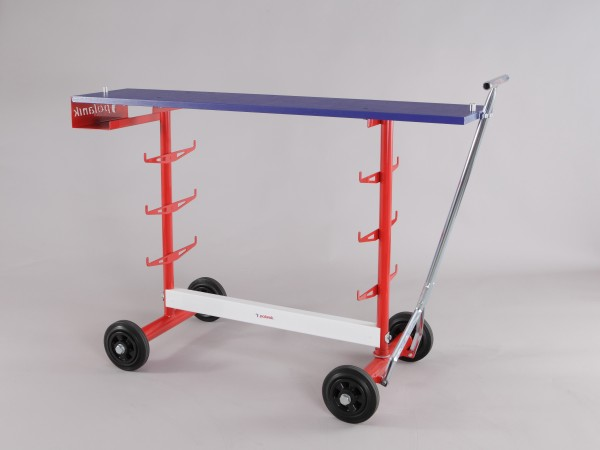 Polanik Transport and Maintenance Cart for Indicator Boards