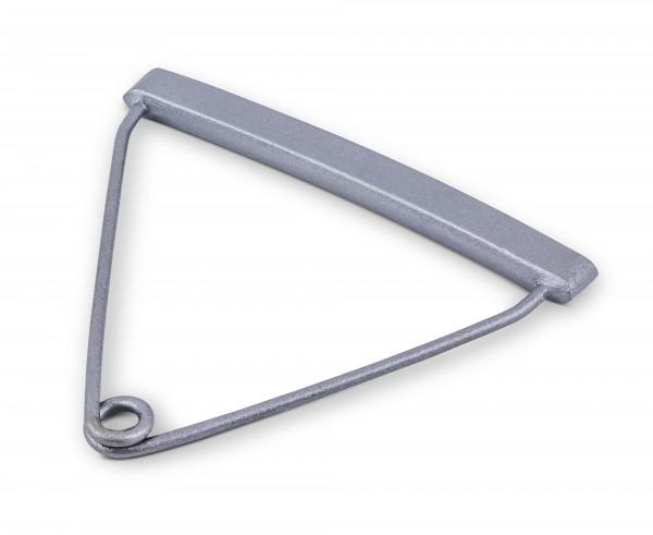 Empuñadura para martillos de atletismo