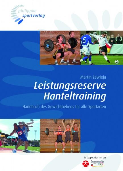 Lehrbuch - Leistungsreserve Hanteltraining