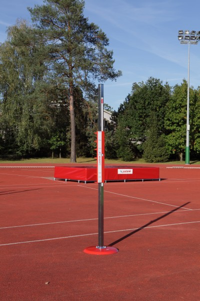 Polanik Pair of STW14-04 Multi-Bracketed Training High Jump Stands
