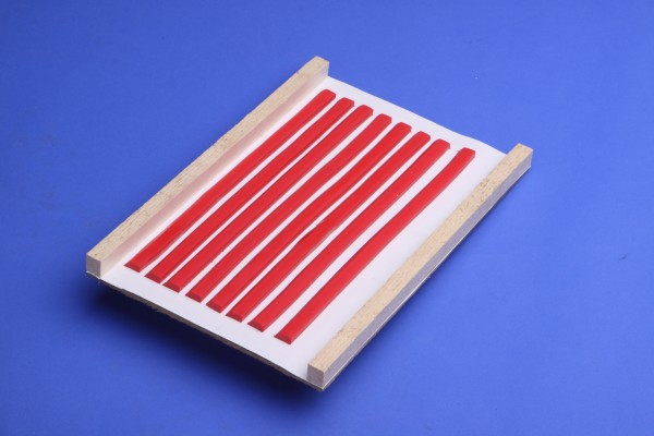 Polanik Plasticine Indicator Stripes for two Edges