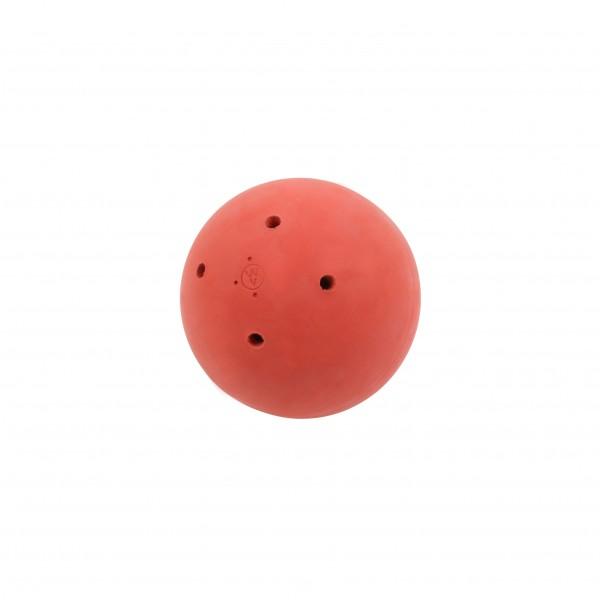 WV Balle à clochettes rouge - 475 g - 11,5 cm