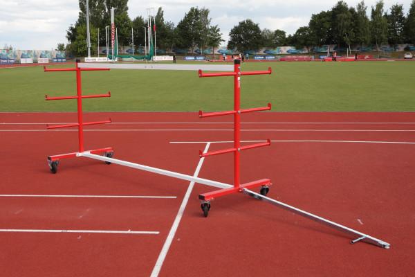 Polanik Vaulting Pole Cart