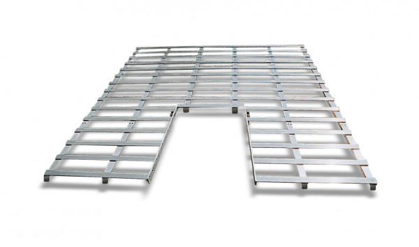 Bänfer Exclusive Grid Platform for Pole Vault Mats
