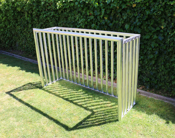 HAEST Aluminium Maintenance-free Mini Football Goal