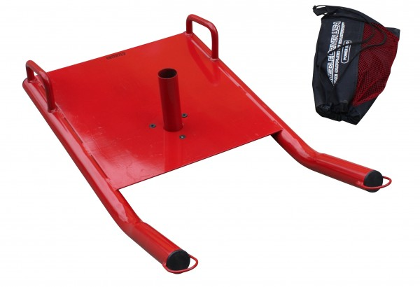 Heavy Weighted Sledge