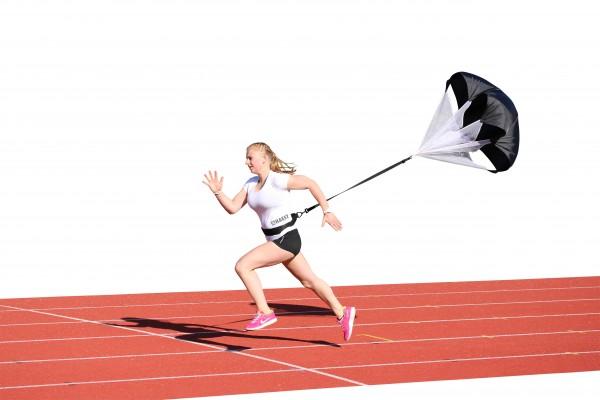 Parachute pour entraînement au sprint