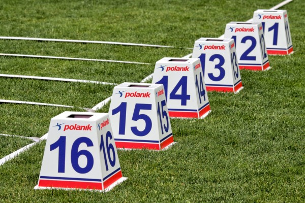 Polanik Four-Sided Distance Markers