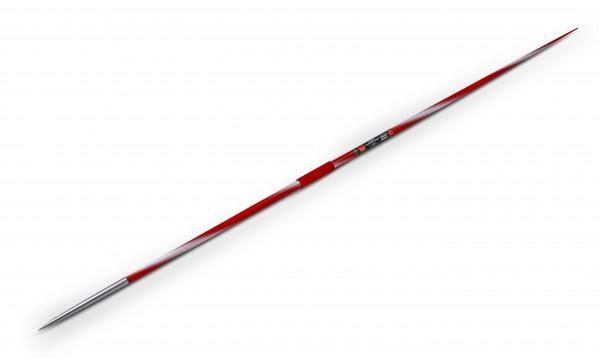 Nordic Wettkampfspeer Airglider Steel - 800 g - Flex 6.1
