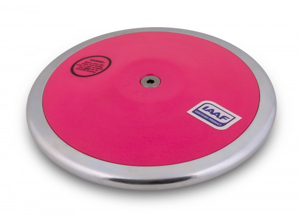 Vinex Select Low Spin Women WOCP Competition Discus - 1.00 kg
