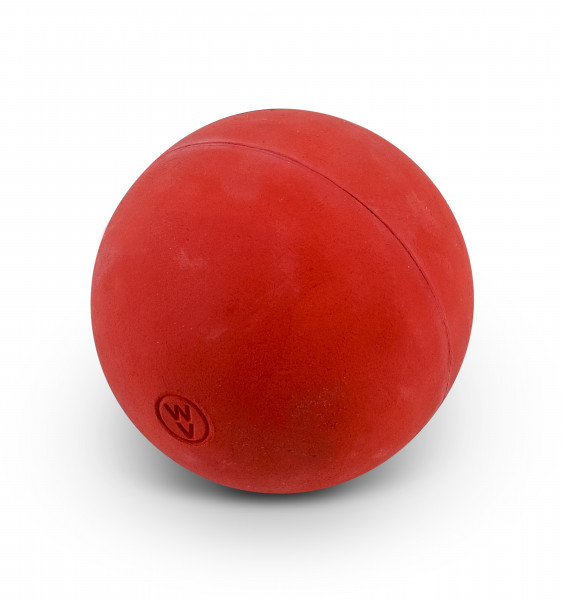 WV Rubber Throwing Ball - 80 g
