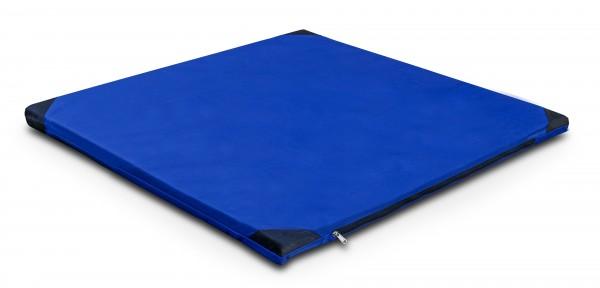 Leichte Turnmatte - 1 x 1 m