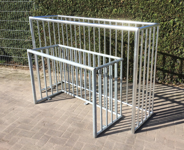 HAEST Steel Mini Football Goal