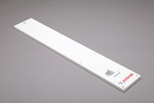 Polanik K1-250 White Wooden Replacement Cover for Take-Off Boards