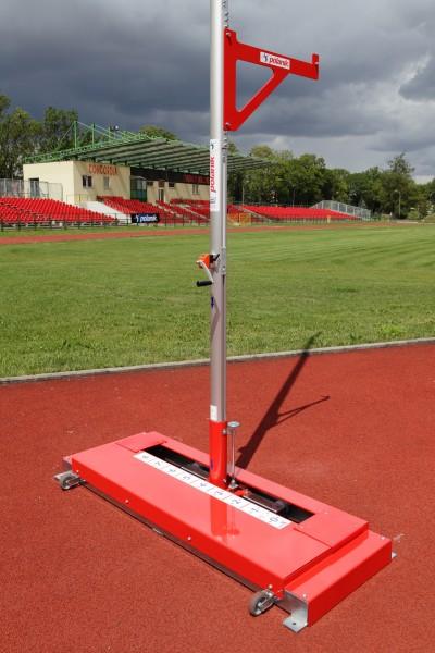 Polanik STT17-63F Foldable Competition Pole Vaulting Standards