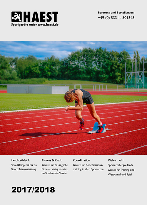 HaeSt Katalog 2018 Titelbild