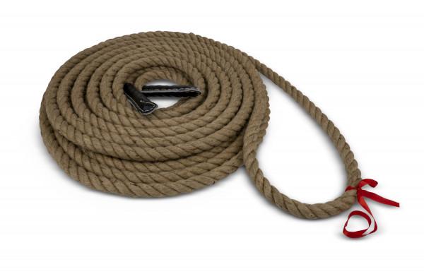 Cuerda de yute para el juego de la soga - 16 m - 20 mm