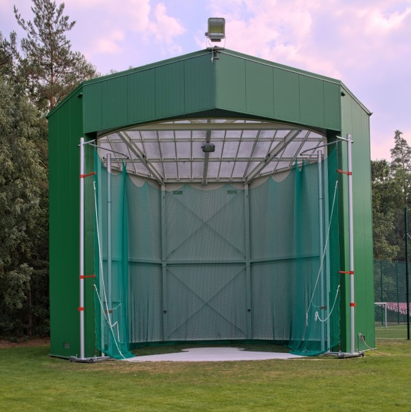 Polanik Safety Cage for Roofed Throwing Circles - 7 m