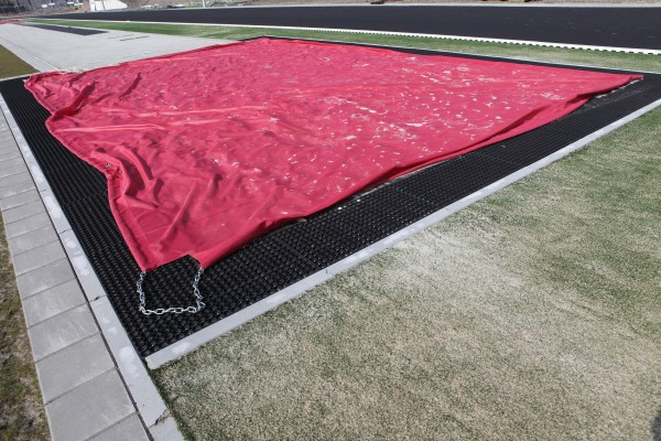 Polanik Water-Permeable Pit Cover - per Square Meter