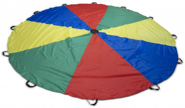 Paracaídas HAEST con empuñaduras exteriores