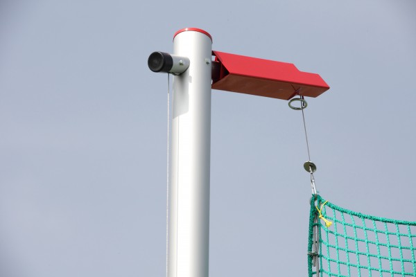 Polanik Cage Pillar Extension Arm Shield