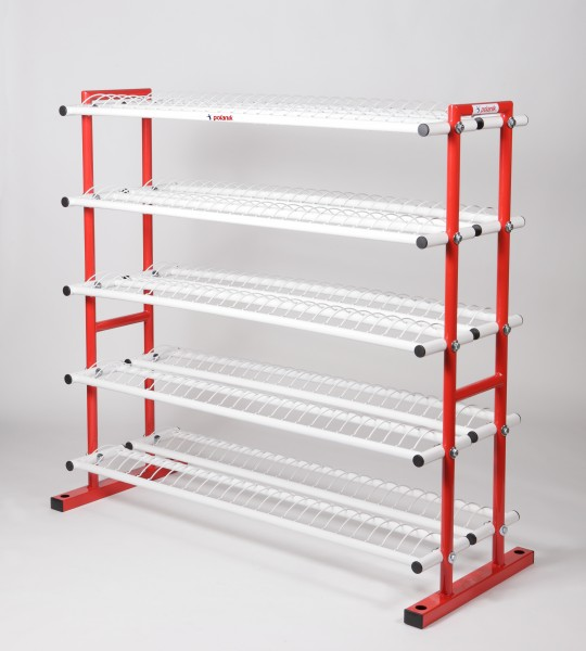 Polanik Warehouse Rack for 260 Discuses