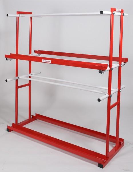 Polanik Warehouse Rack for 16 Starting Blocks