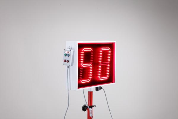 Polanik Écran d'affichage LED pour saut à la perche