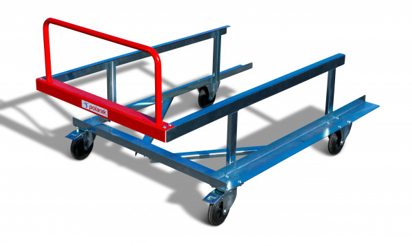 Polanik Compact Competition Hurdle Cart