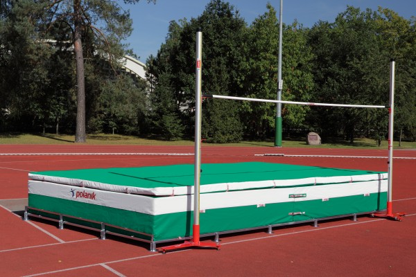 Polanik Multicube Hochsprungmatte für Wettkampf und Training