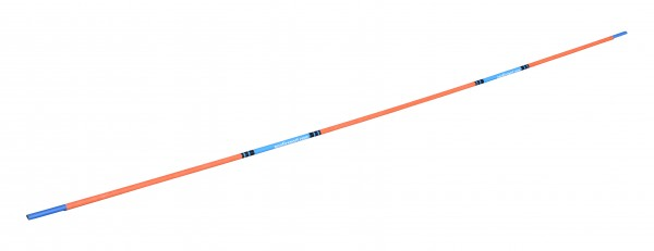 Nordic High Jump Anti-Roll Competition Crossbar