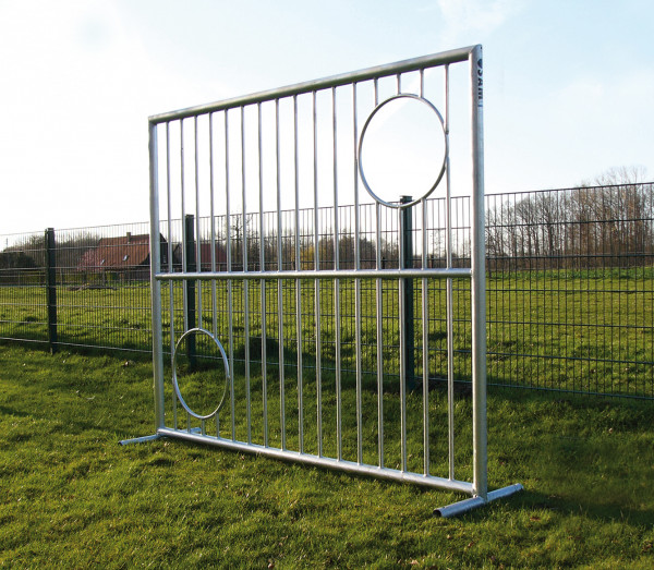 HAEST Steel Football Target Practice Wall