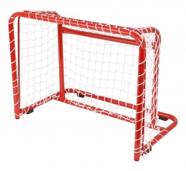 Solides Hockeytor aus Stahl - 63 x 50 x 40 cm