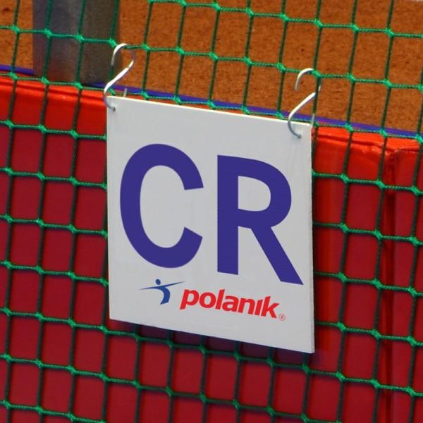 Indicador de récords Polanik para redes de seguridad