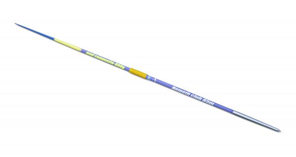 Jabalina de competición Nemeth Club Medium Composite - 800 g - 85 m
