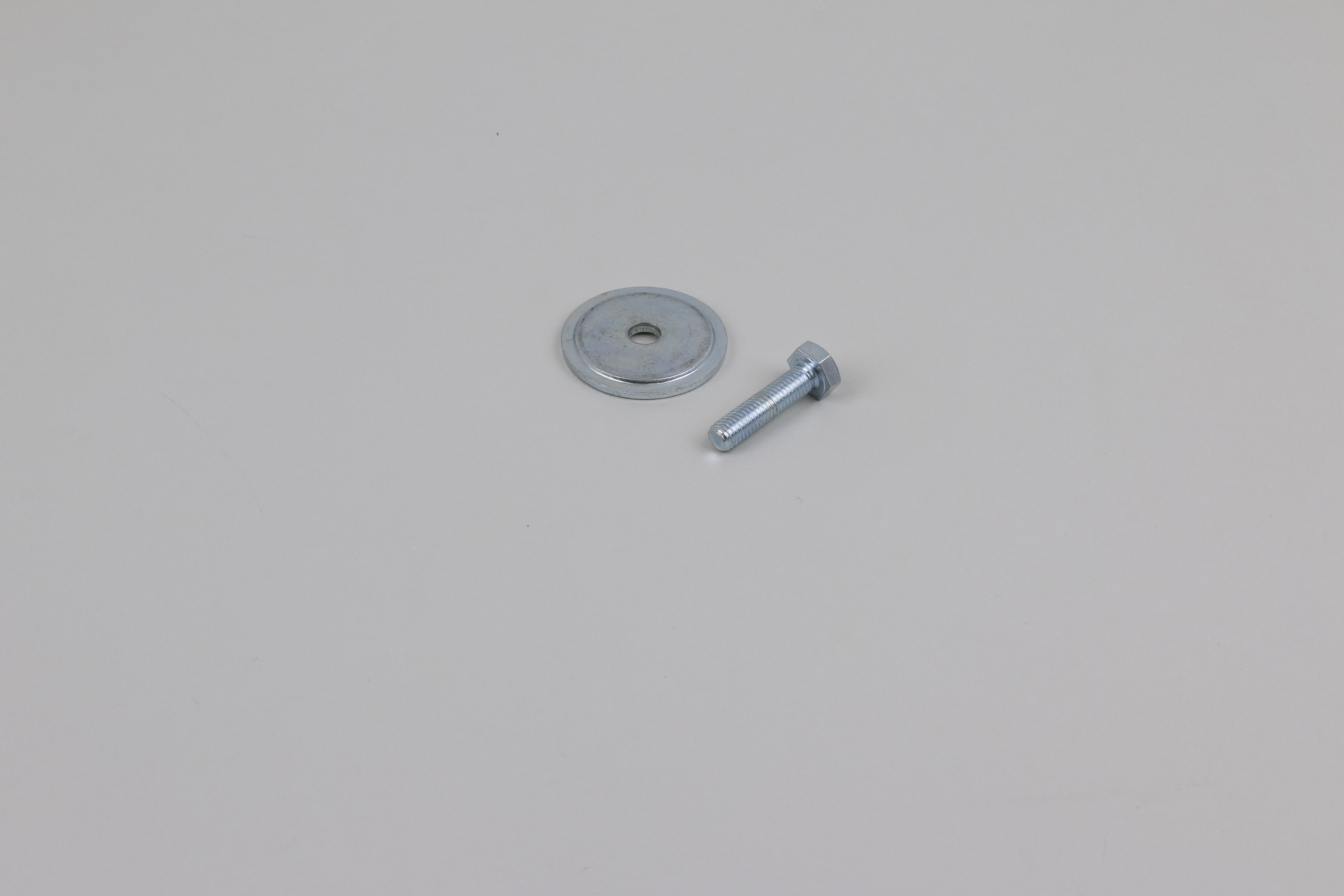 schraube und unterlegscheibe f r h rden von polanik. Black Bedroom Furniture Sets. Home Design Ideas