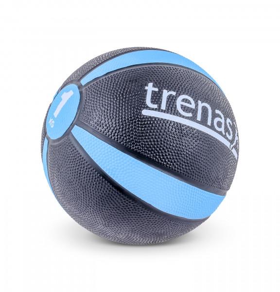 trenas Medizinball aus Gummi