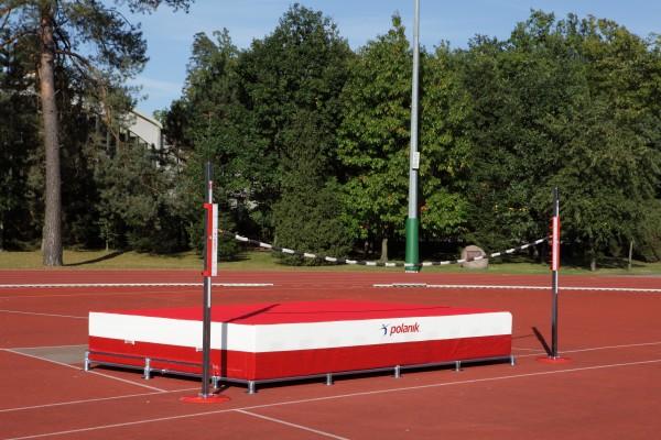 Polanik Tapis sautoir de saut en hauteur pour scolaires